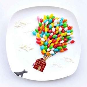 Originative food art created by Hong Yi 18
