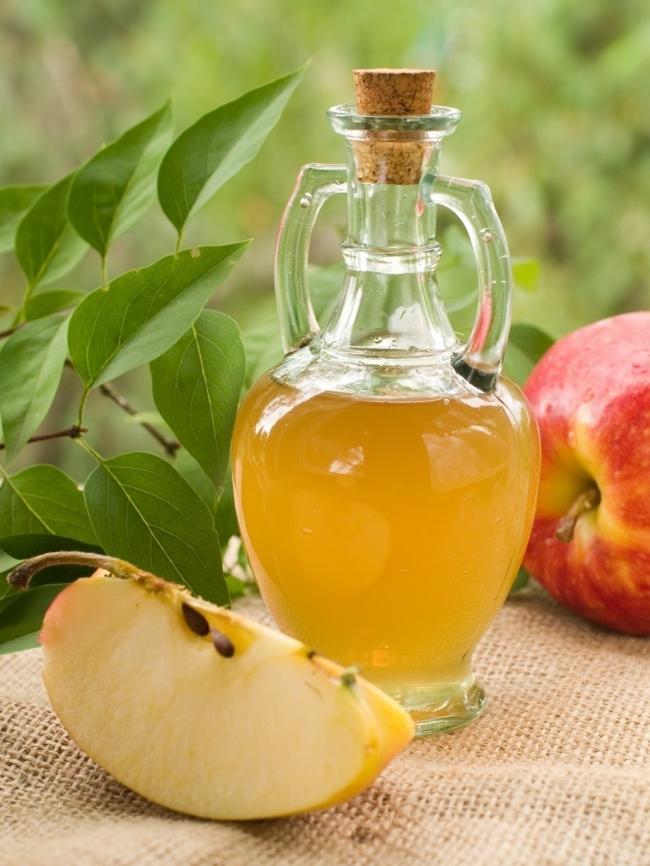 vinagre de manzana- usos cosméticos