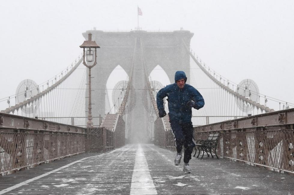 El resultado serán nevadas, fuertes vientos y un frío que no se ha visto en algunos lugares desde principios del siglo XX.