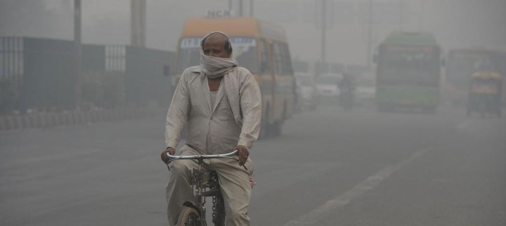 ciudades contaminadas bicicleta
