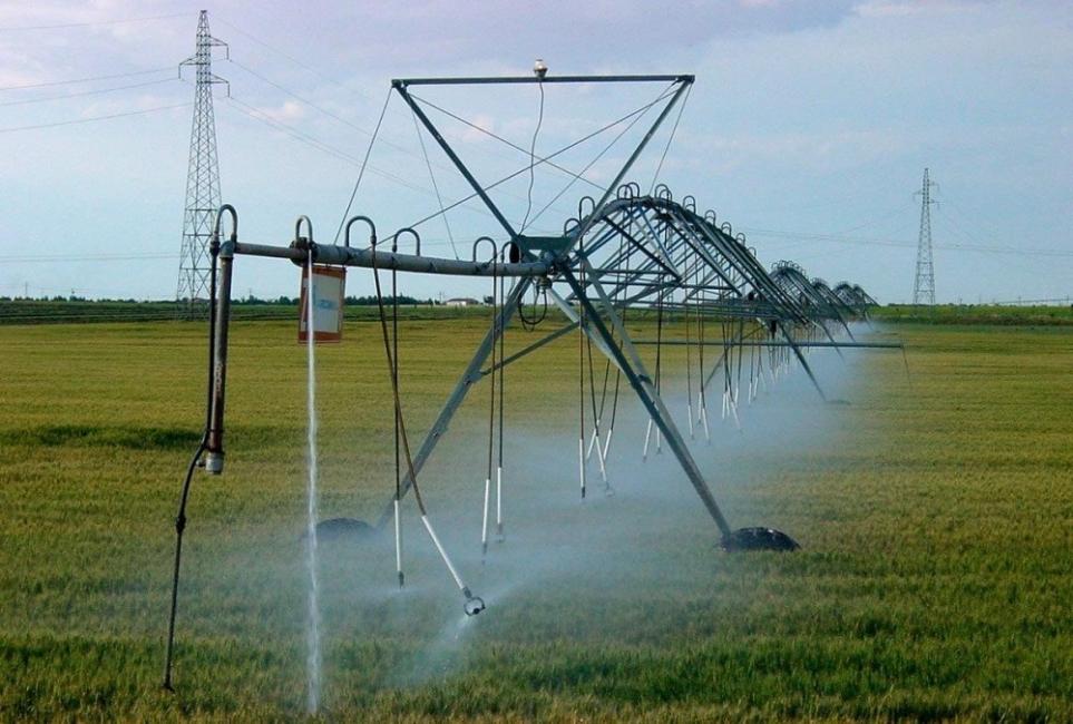 El regadío consume el 80% del agua del país