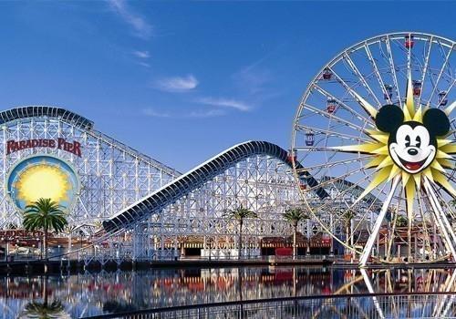 Funcionarios identificaron el parque de Disneyland en Anaheim  como la locación en común de ocho casos el mes pasado