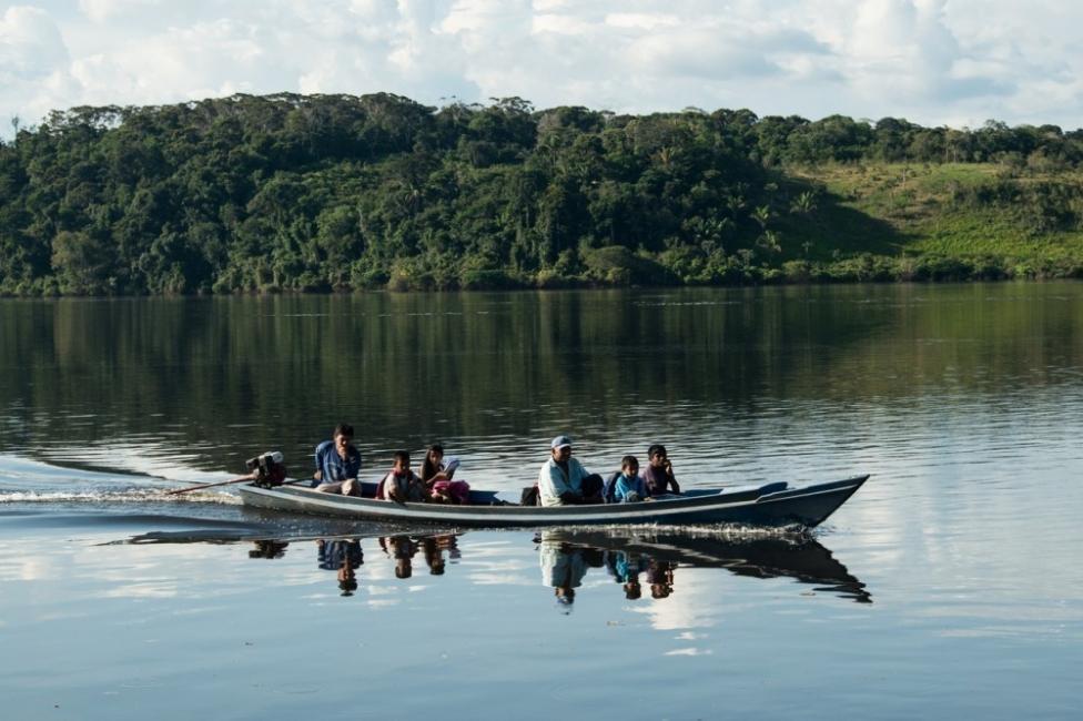 Prohíben una represa en el Amazonas