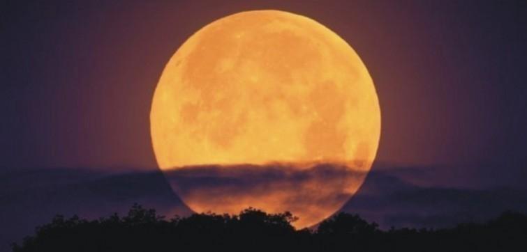 la luna en los signos - superluna