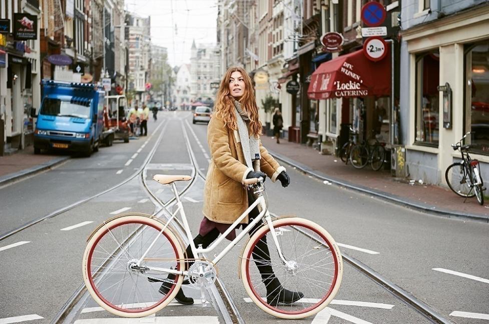 Ámsterdam bicicletas - Roetz