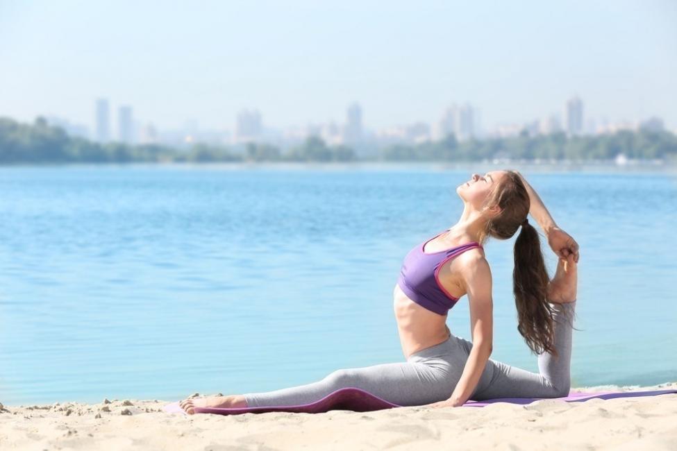 Relajarse según el signo del zodiaco: capricornio yoga, piscis playa