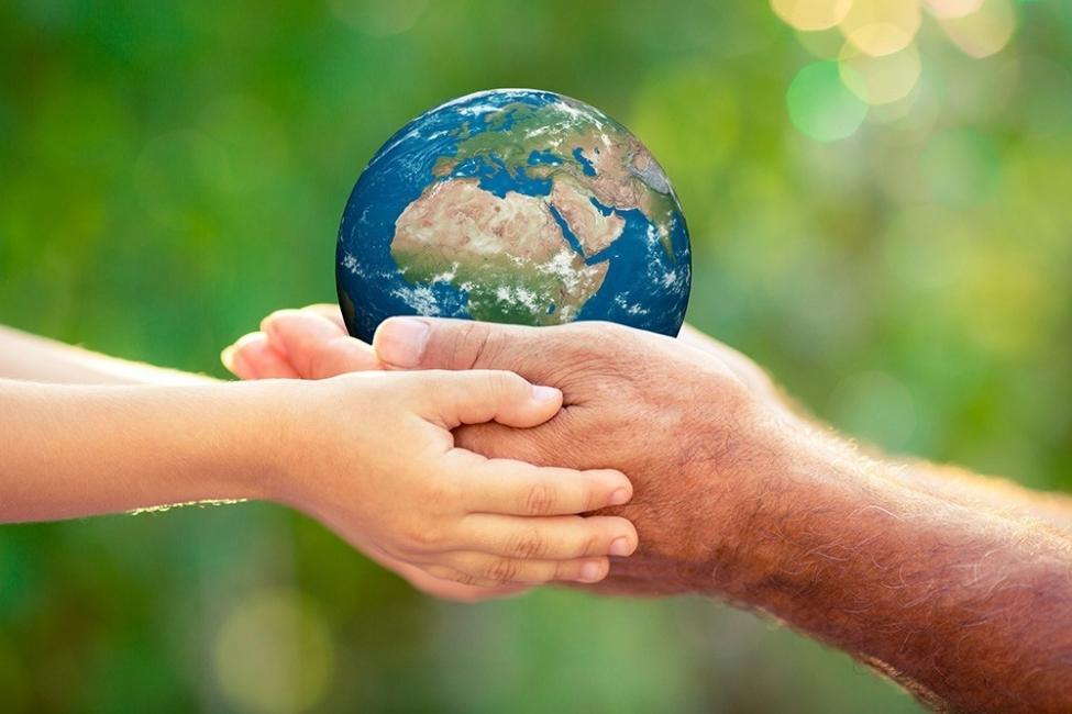 COP21 XXI Conferencia Internacional sobre Cambio Climático - tierra