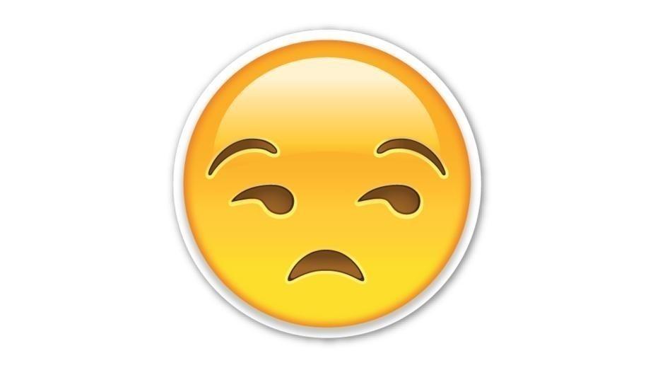 Disgustado- emoji
