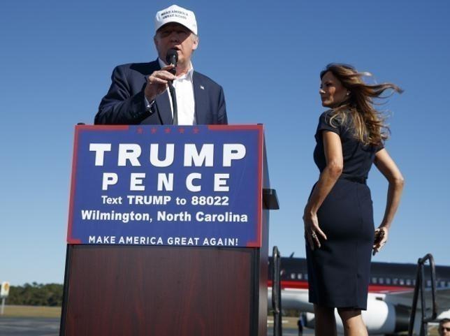 Donald Trump- mujeres