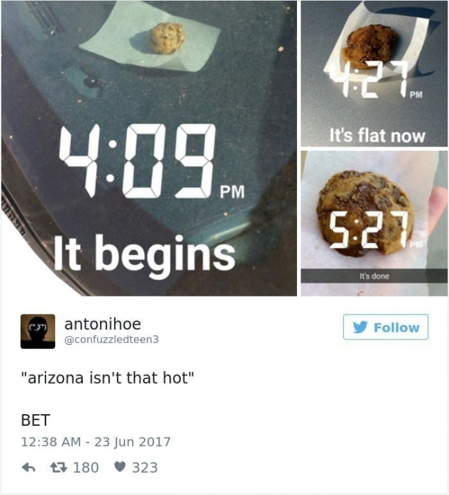 ola de calor en arizona