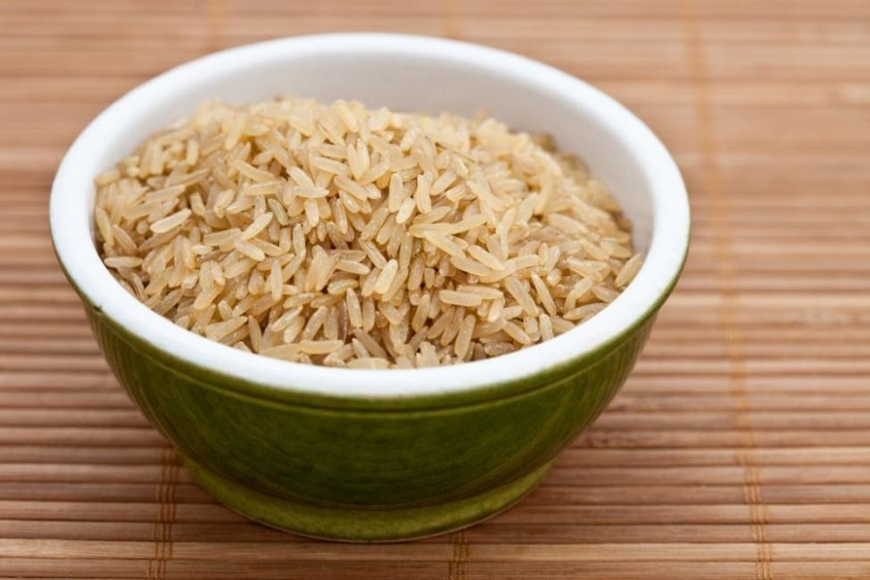 Harina de arroz para bajar de peso