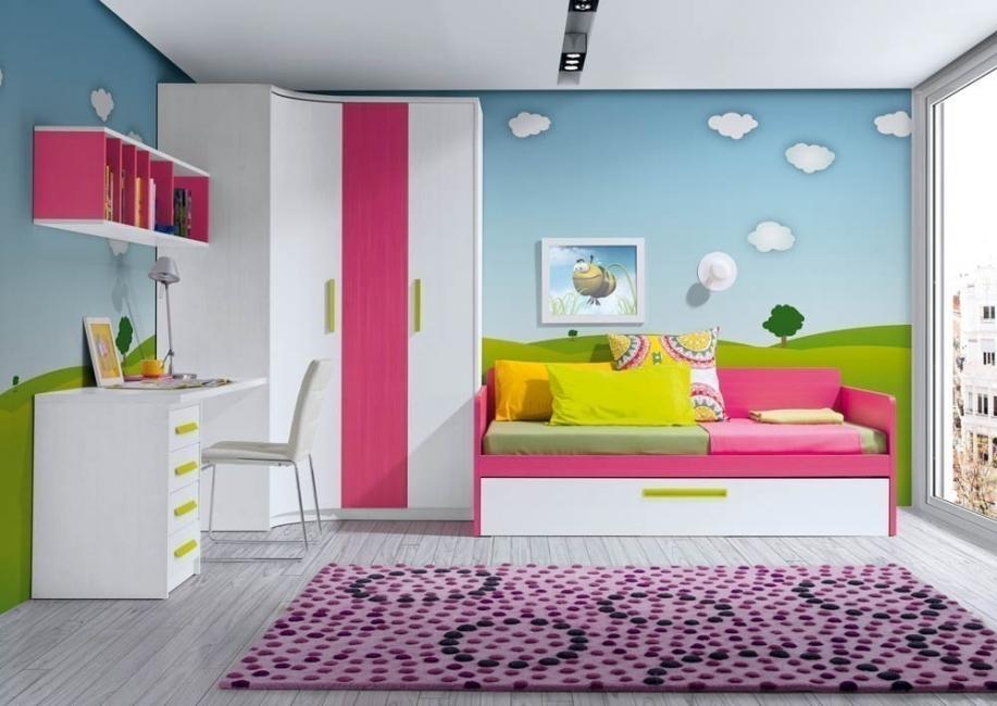 colores planos en la decoración