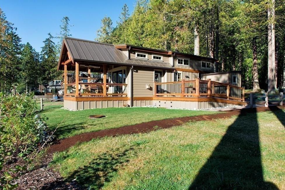 casa eficiente y multifuncional para vivir