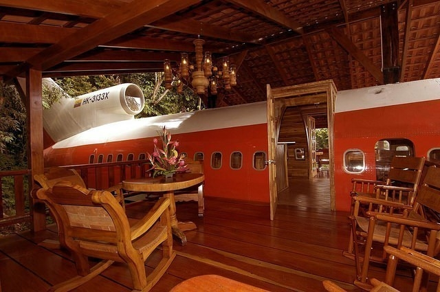 avion arquitectura