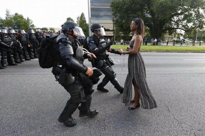 Violencia y exclusión a afroamericanos de Estados Unidos