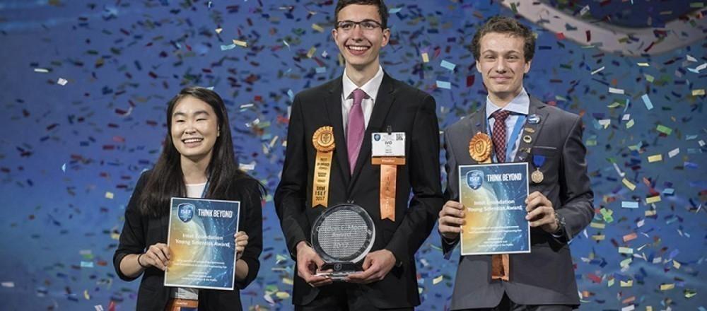 Ganadores Intel ISEF 2017