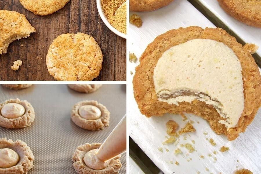 receta galletas de queso