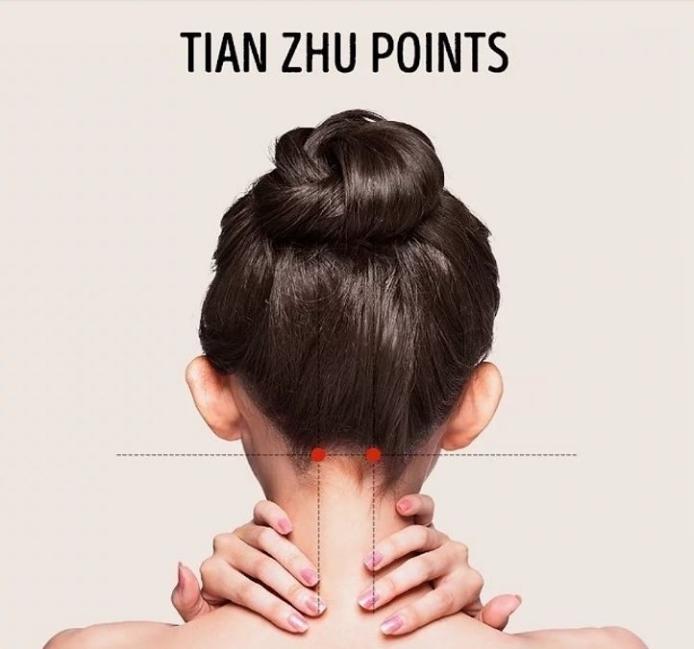 puntos para aliviar el dolor de muelas