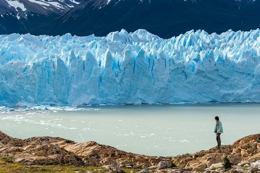 Represas Santa Cruz- Glaciar Perito Moreno