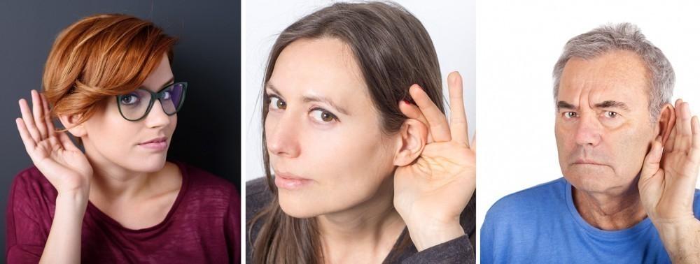 edad de tus oídos - sordo