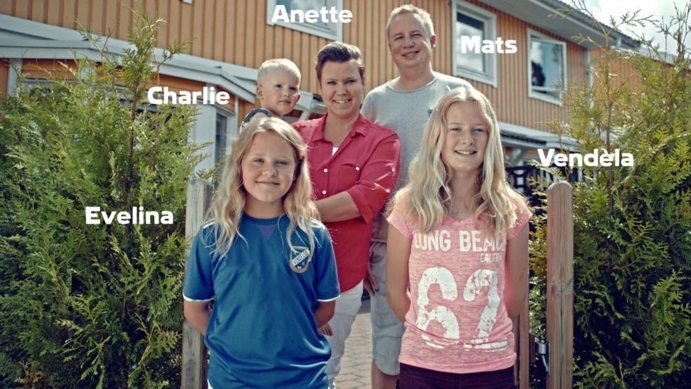Familia sueca elimina todos los tóxicos de su organismo - familia