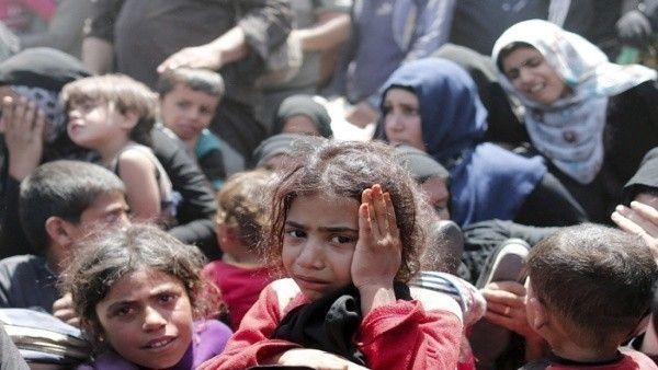 niños refugiados desaparecidos