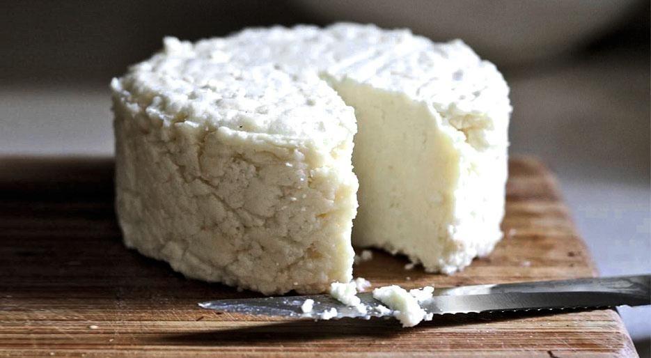 queso vegetal vegano sin lácteos arroz