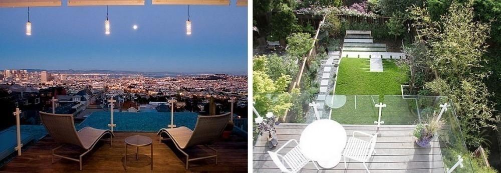 terrazas con vista aeres