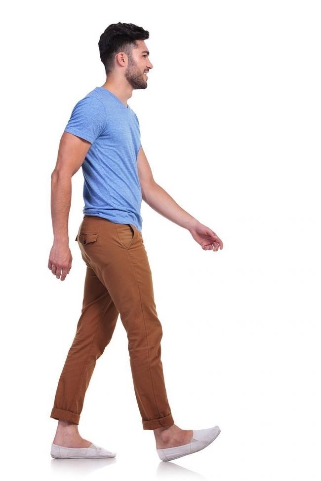 manera de caminar y personalidad- caminar derecho