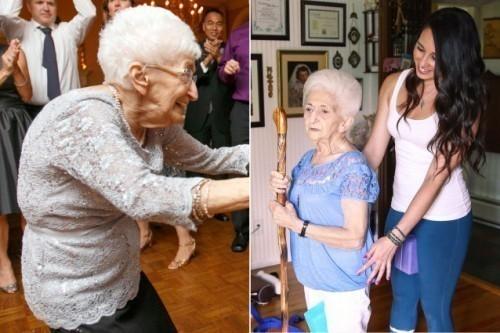 yoga ancianos caso de anna