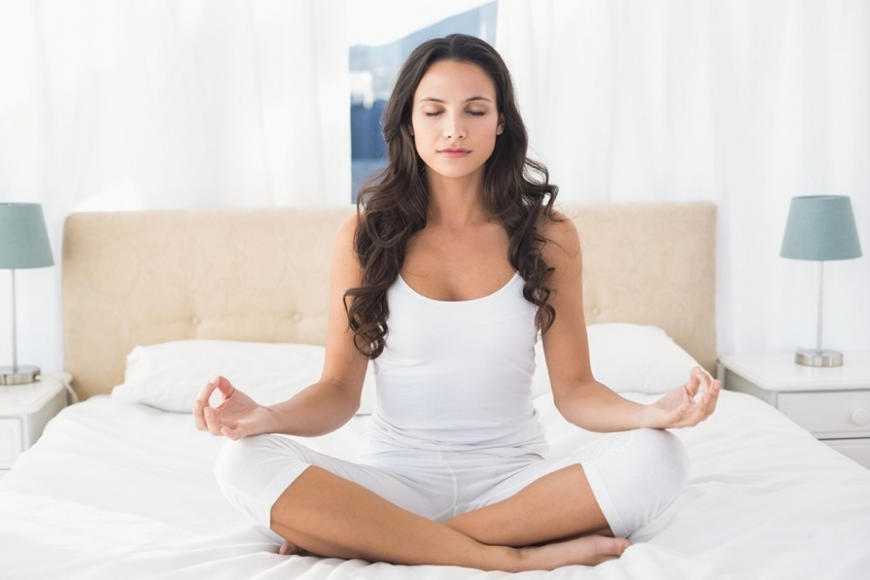 Consejos para despertarse de buen humor - respiración