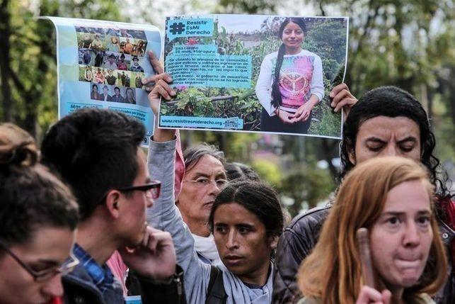 197 personas fueron asesinadas en 2017 por enfrentar a gobiernos y empresas