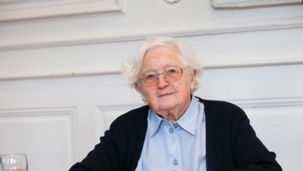 Colette Bourlier- 91 años tesis- historia