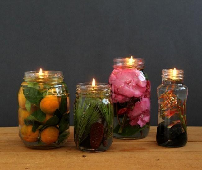 regalo lámpara aromática