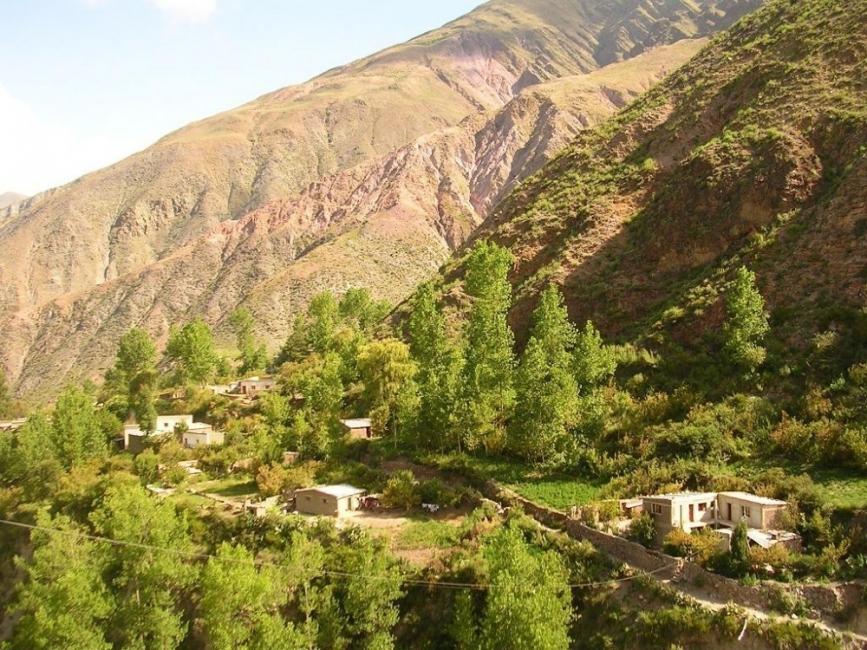 San Isidro - Iruya - Salta - Argentina - Pueblos secretos