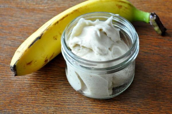 helado banana