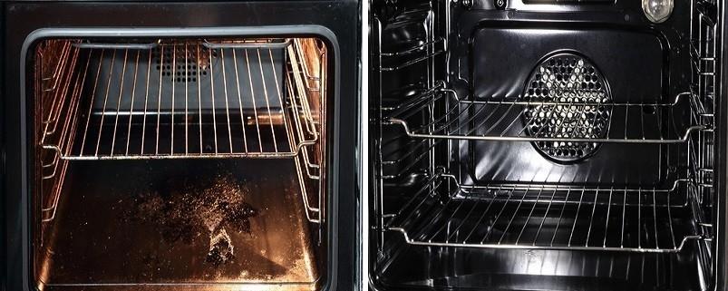 Cómo limpiar el horno sin químicos interior