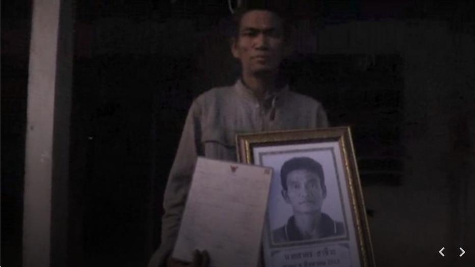 Un hombre había tomado usado su tarjeta de identidad y luego falleció