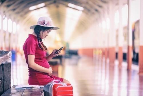 Durante el segundo trimestre, es menos probable que tenga una emergencia del embarazo, como aborto espontáneo o nacimiento prematuro