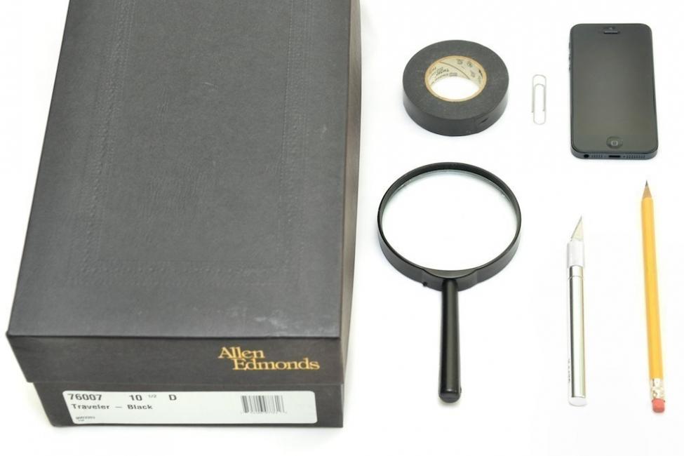 Proyector casero - materiales