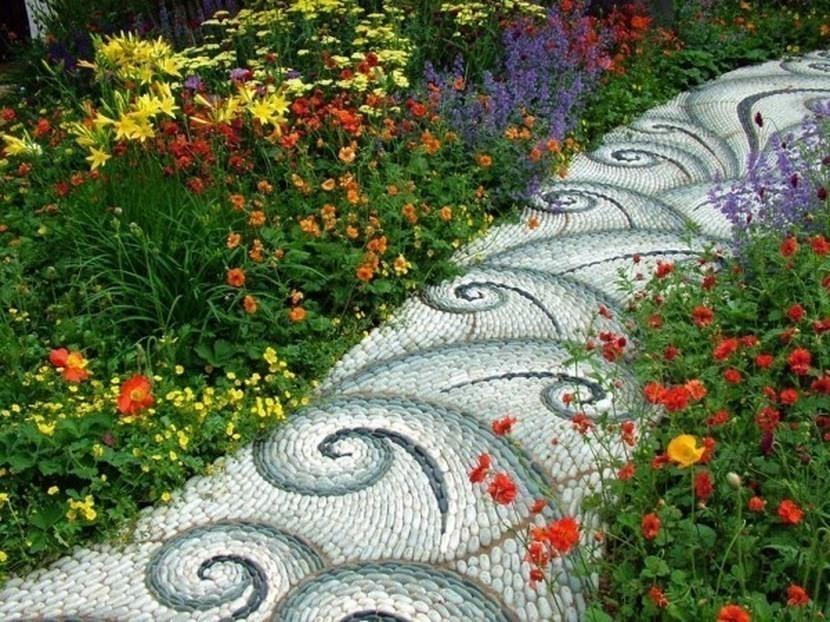 Ideas Para Decorar Tu Jardín Con Senderos