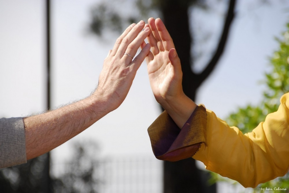 Chi-Kung- ejercicio liberar emociones negativas- riñones