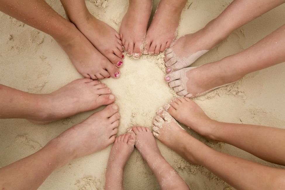 significado pies