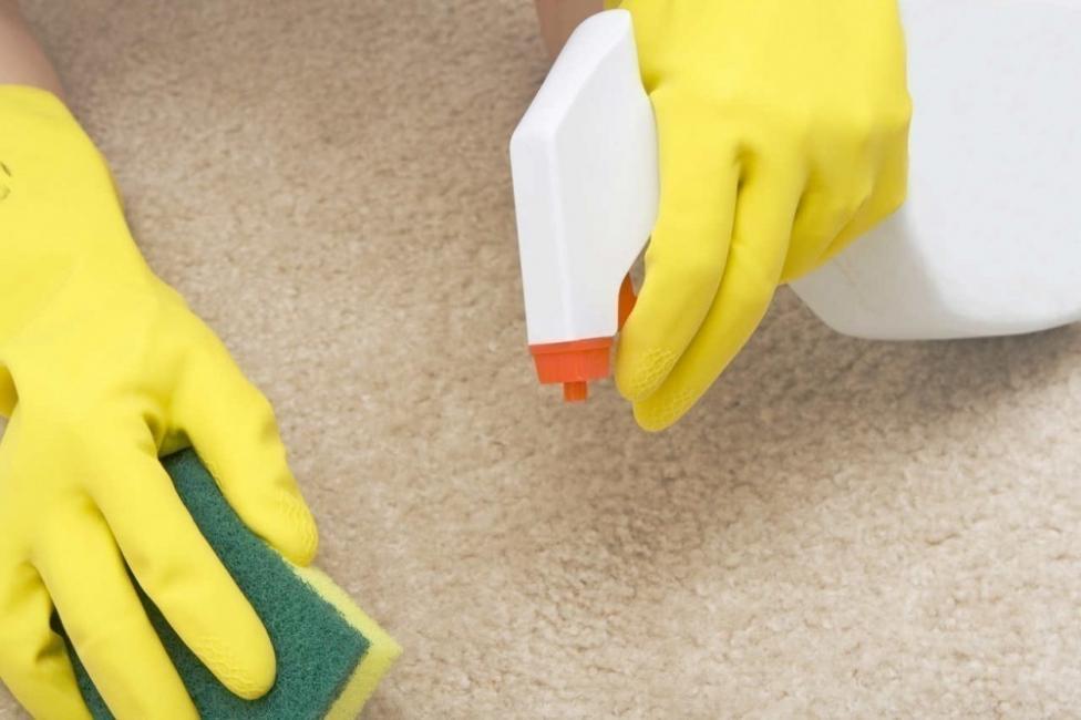 trucos para hacer que tus cosas queden como nuevas-  alfombra