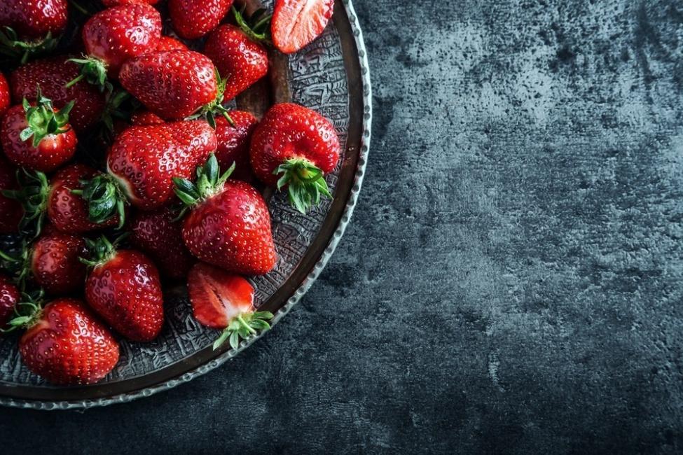 fresa frutilla