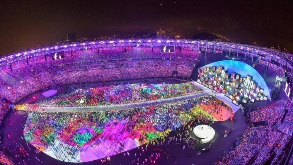 ceremonia de inicio de los Juegos Olímpicos - discurso cambio climático