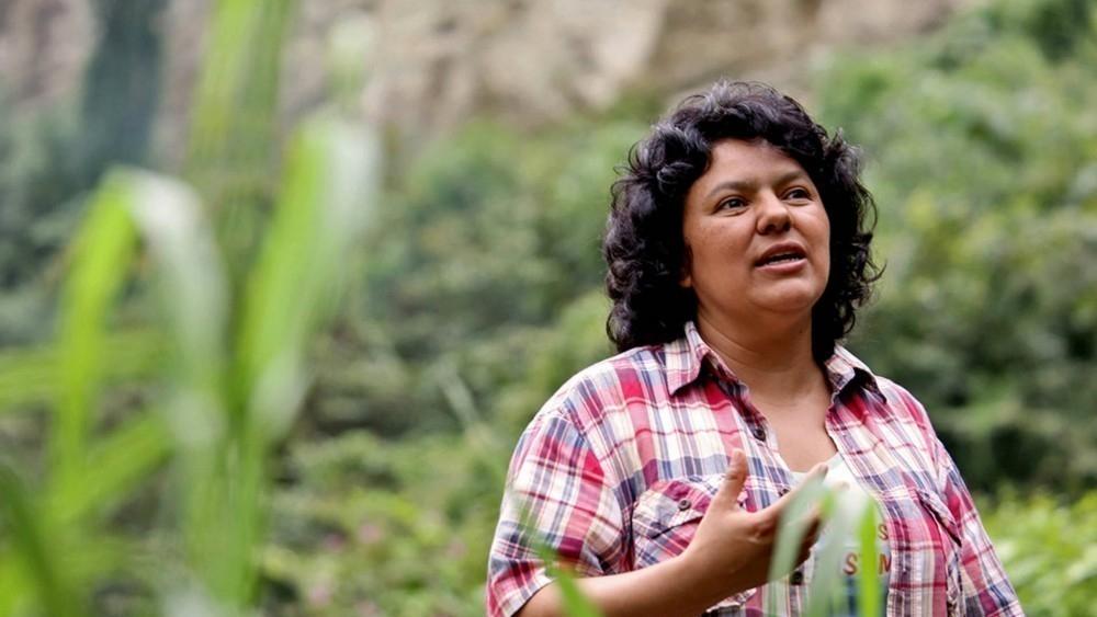Berta Cáceres muerte