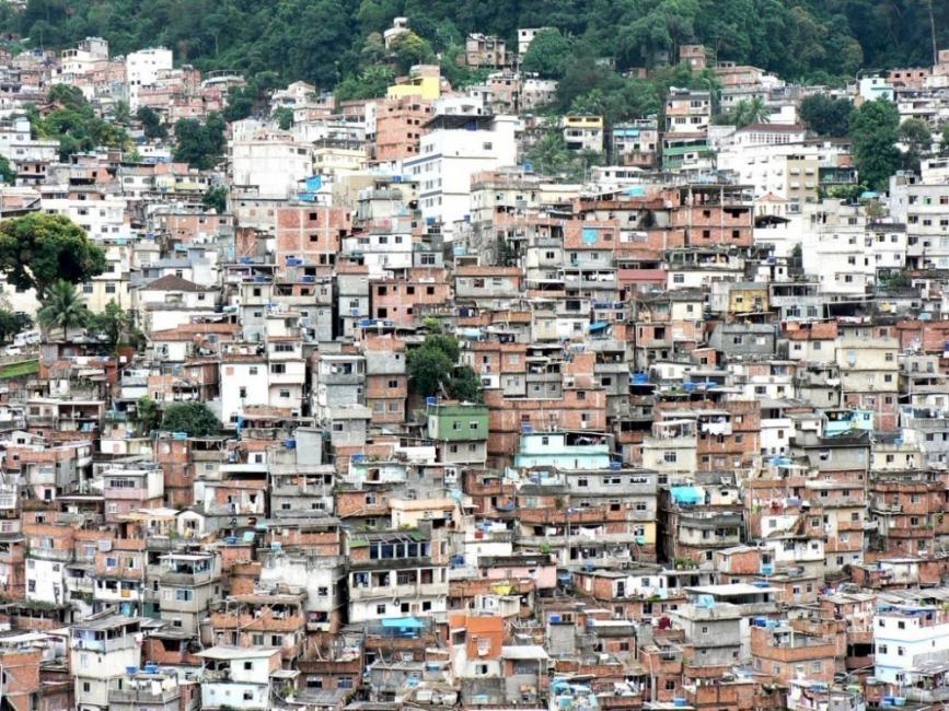 densidad demográfica
