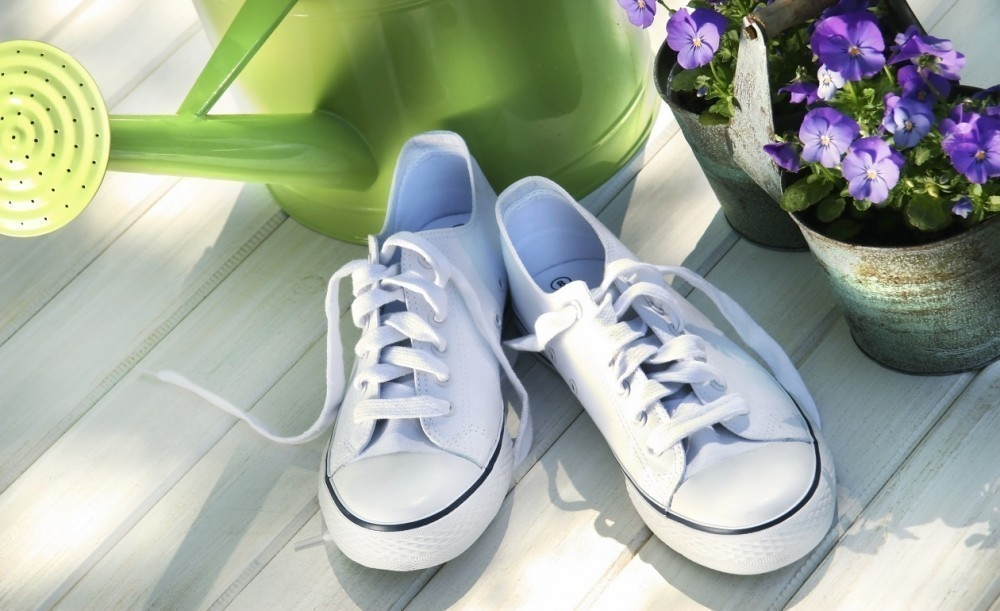 trucos para hacer que tus cosas queden como nuevas- zapatillas