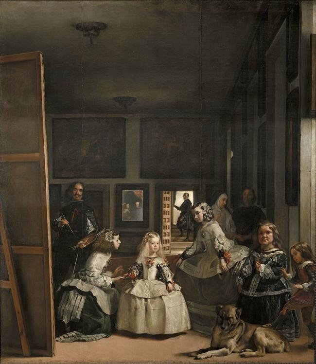 Margarita de Austria fue pintada varias veces por Velázquez